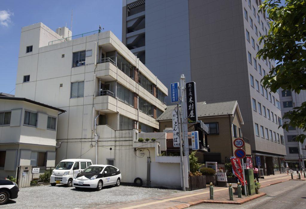 熊谷オフィス外観